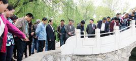 人大代表走进天津竞博球讯网